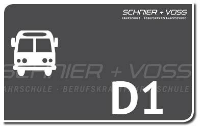 kleiner Bus - D1